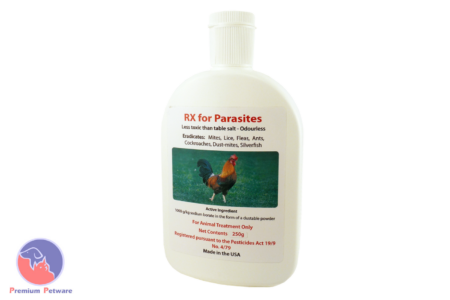 RX FOR PARASITES