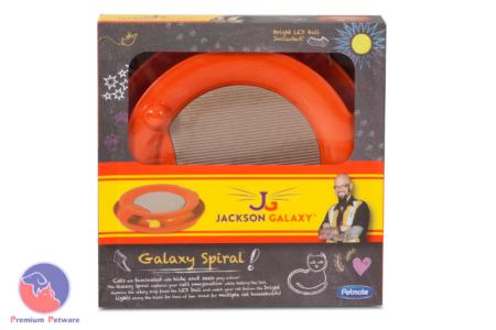 JACKSON GALAXY - GALAXY SPIRAL CAT TOY