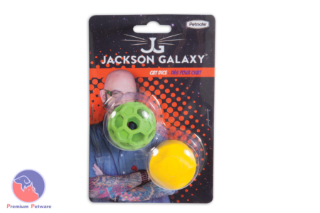 JACKSON GALAXY HOL-EE ROLLER CAT DICE SET
