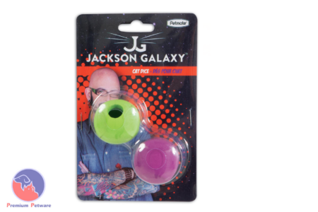 JACKSON GALAXY CAT DICE SET 2pc  - HOLLOW & SOFT