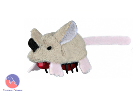 TRIXIE RUNNING MOUSE (BATTERY POWERED)