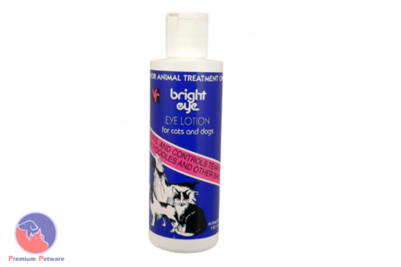 VET REMEDIES BRIGHT EYE LOTION