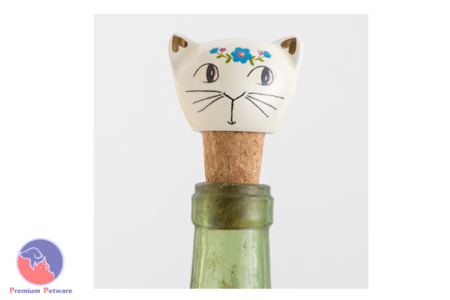 NATURAL LIFE CAT BOTTLE STOPPER