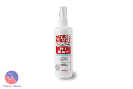 NATURES MIRACLE CAT REPELLENT SPRAY 236ML