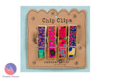 NATURAL LIFE CAT CHIP CLIPS
