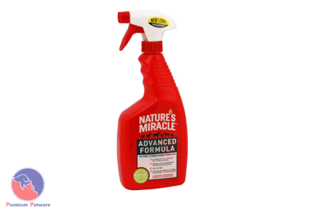 NATURES MIRACLE ADVANCED STAIN & ODOR REMOVER FOR DOGS 709ML