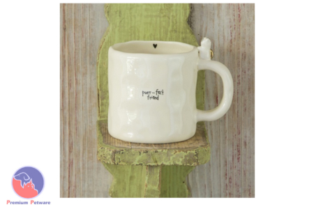 NATURAL LIFE LITTLE FRIEND CAT MUG