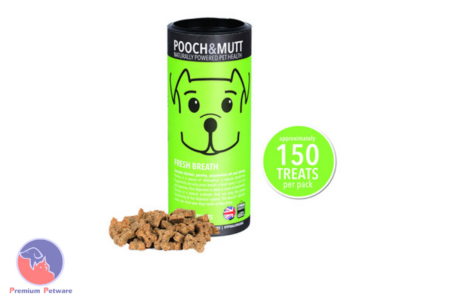 POOCH & MUTT FRESH BREATH TREATS 125G