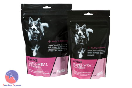 PROVIDA CANINE NUTRI-MEAL FOOD SPRINKLE