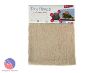 YOURS DROOLLY DRY FLEECE BEIGE