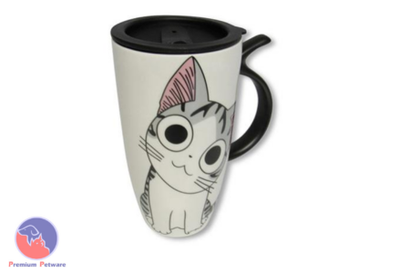 MUGS - CARTOON CAT