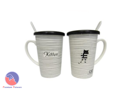 MUGS - KITTEN MUG VENETIAN BLINDS