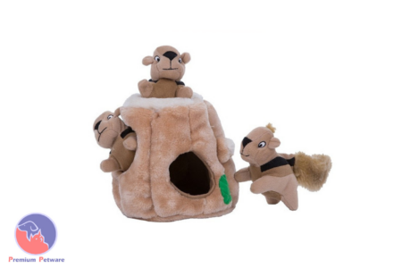 OUTWARD HOUND HIDE A SQUIRREL DOG TOYS
