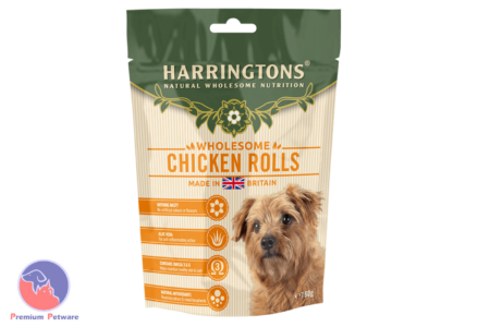 HARRINGTONS DOG CHICKEN ROLL TREATS