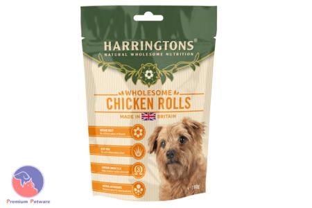 HARRINGTONS DOG CHICKEN ROLL TREATS