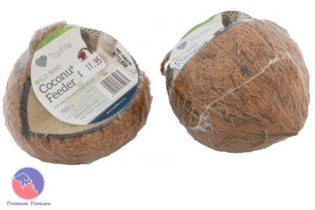 TOPFLITE WILD BIRD COCONUT FEEDER