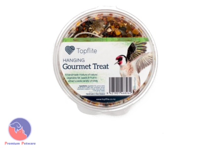 TOPFLITE WILD BIRD GOURMET HANGING TREAT