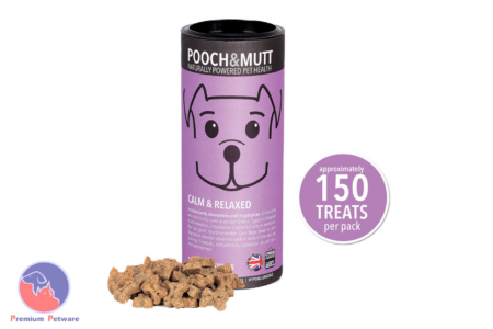 POOCH & MUTT CALM & RELAXED TREATS 125G