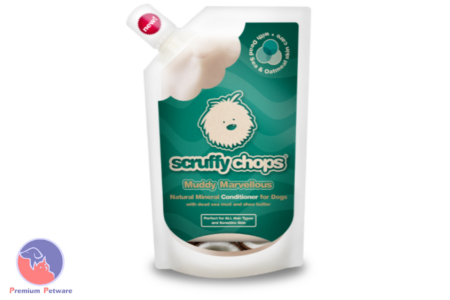 PROVIDA SCRUFFY CHOPS MUDDY MARVELLOUS DOG CONDITIONER