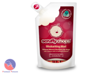 PROVIDA SCRUFFY CHOPS RHUBARKING MAD SHAMPOO