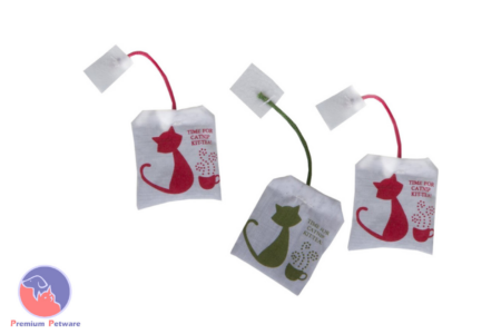 PET LINKS TEA ZING CATNIP TOY 3PK