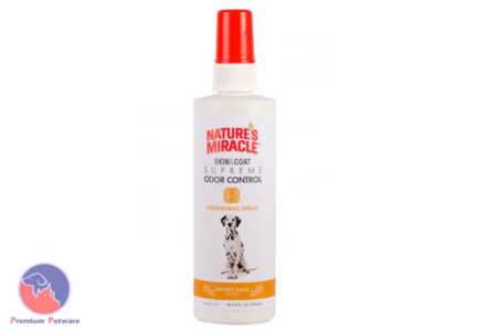 NATURES MIRACLE HONEY SAGE & SPEARMINT FRESHENING SPRAY 236ML