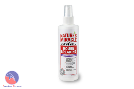 NATURES MIRACLE HOUSE BREAKING SPRAY 236ML