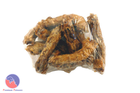 NZ NATURAL DEHYDRATED CHICKEN NECKS