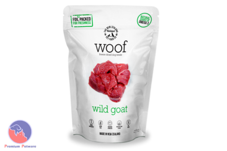 WOOF - WILD GOAT TREATS