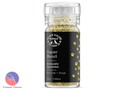 NZ NATURAL PETFOODS - IMMUNITY SUPER BLEND SPRINKLES