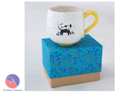 "NATURAL LIFE ""I RUFF YOU"" MUG"