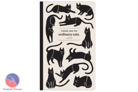 "WRITE NOW JOURNAL""THERE ARE NO ORDINARY CATS"""