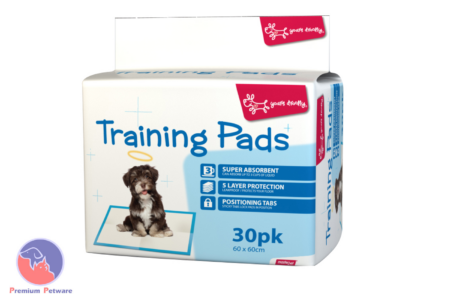 YOURS DROOLY TRAINING PADS