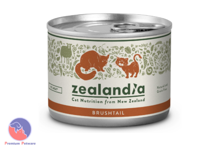 ZEALANDIA BRUSHTAIL CAT FOOD