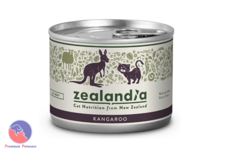 ZEALANDIA KANGAROO CAT FOOD