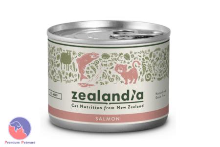 ZEALANDIA SALMON CAT FOOD
