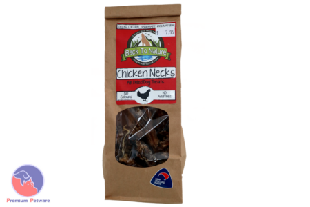 BACK TO NATURE - DRIED CHICKEN NECKS