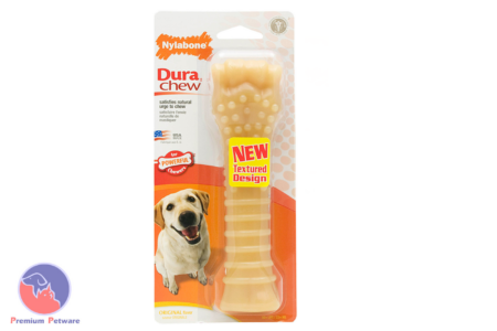 Nylabone Multi-Textured Dura Chew Original Souper Bone