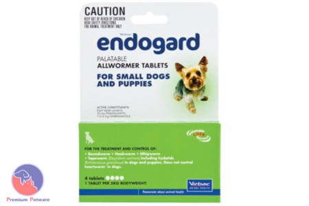 ENDOGARD ALL WORMER FOR DOGS