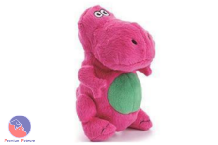 GODOG DINOS PINK T-REX WITH CHEW GUARD