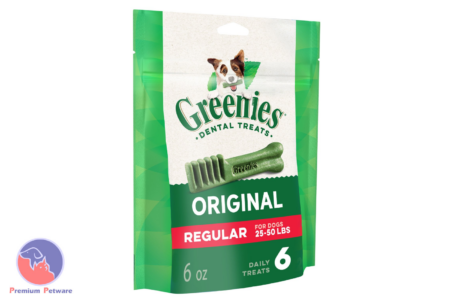 GREENIES ORIGINAL DENTAL CHEWS - 3 SIZES 170G