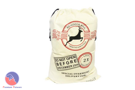 SANTA SACKS FOR PEOPLE & PETS