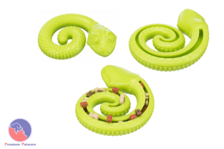 TRIXIE SNACK SNAKE - COILED