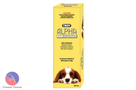 TROY ALPHA EAR CLEANER