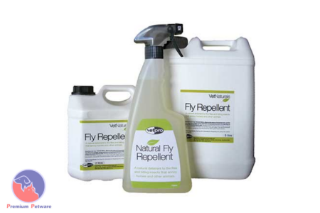 VETPRO NATURAL FLY REPELLENT SPRAY