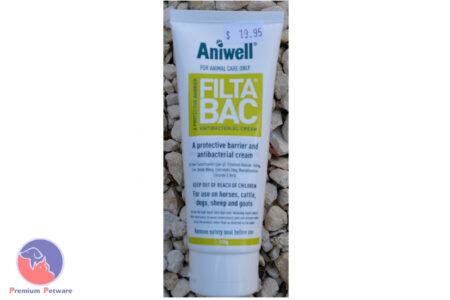 ANIWELL FILTA-BAC SUNSCREEN & ANTI-BACTERIAL CREME