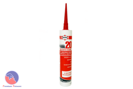 ADMIL PROFESSIONAL PROSIL 20 SILICON SEALANT - FOOD GRADE / FISH SAFE