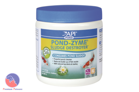 API POND-ZYME SLUDGE DESTROYER 227G
