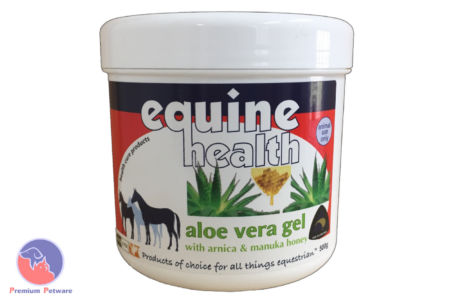 EQUINE HEALTH ALOE VERA GEL WITH ARNICA + MANUKA HONEY