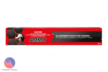 AMMO ALLWORMER HORSE WORMING PASTE